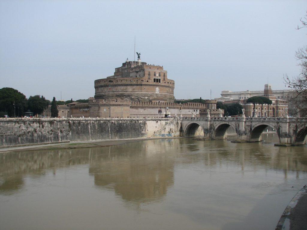 roma, apartamento, Puente Sant' Angelo