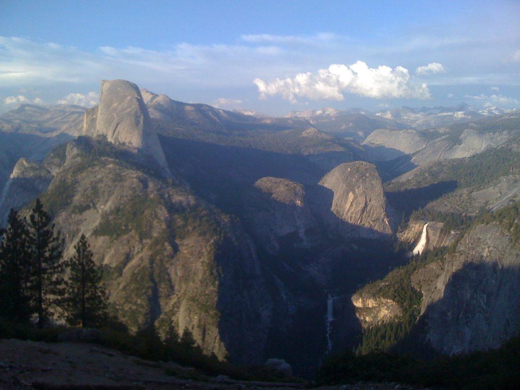 Formulario ESTA, visado USA, vistas de El Capitán, Parque Nacional de Yosemite, California
