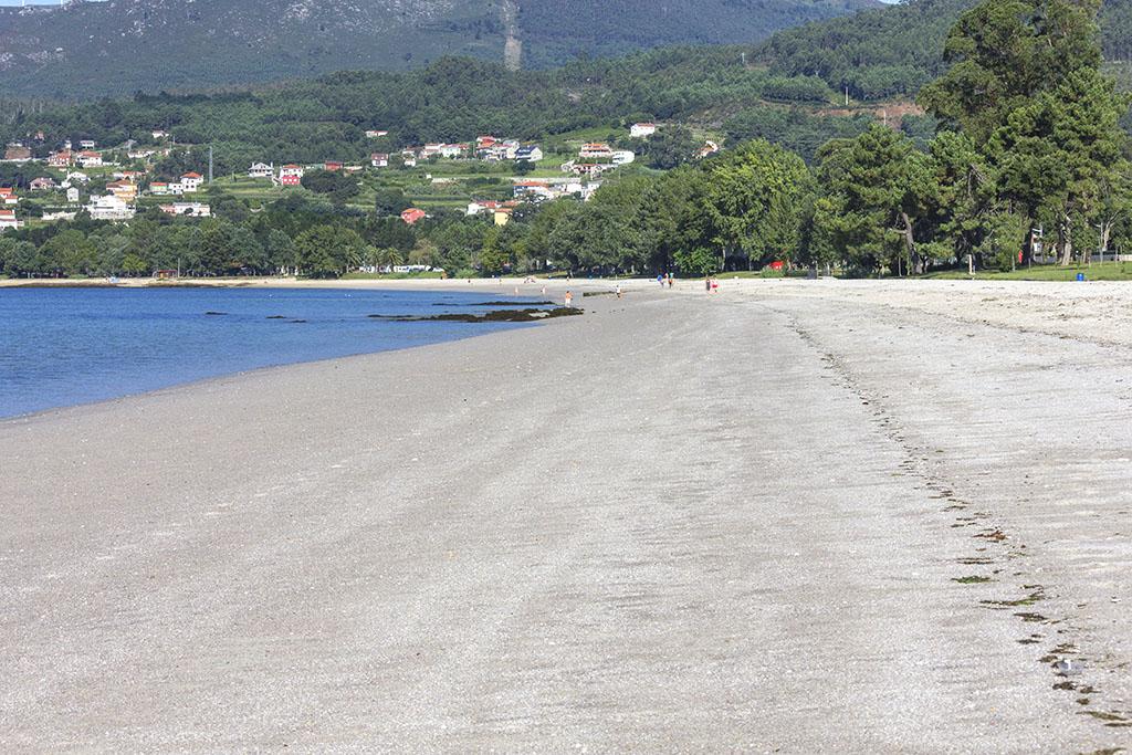 qué ver en Boiro, Arousa, Galicia, playa Barraña