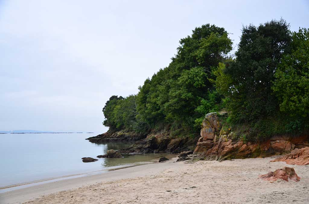qué ver en Boiro, Arousa, Galicia, playa Escarabote