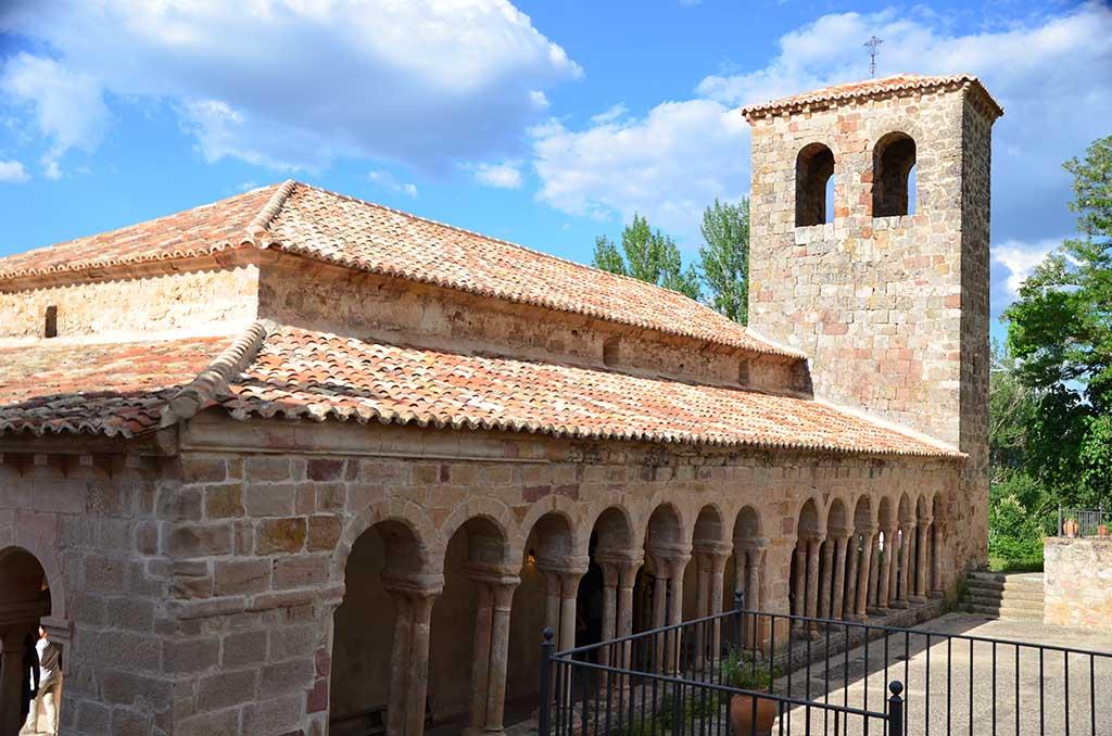 Iglesia del Salvador, Carabias, Guadalajara.