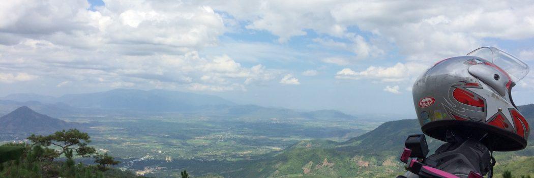 Vietnam en moto. Etapa 4: de Phan Rang–Tháp Chàm a Dalat (ruta hacia el interior)