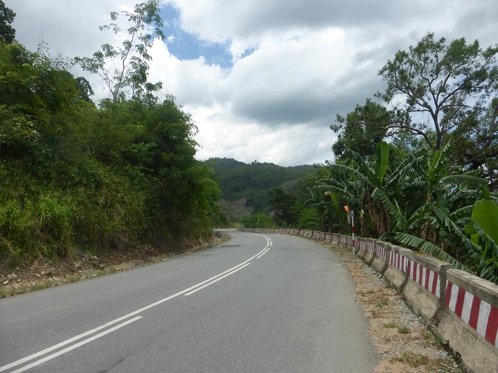 Dalat, moto, Vietnam