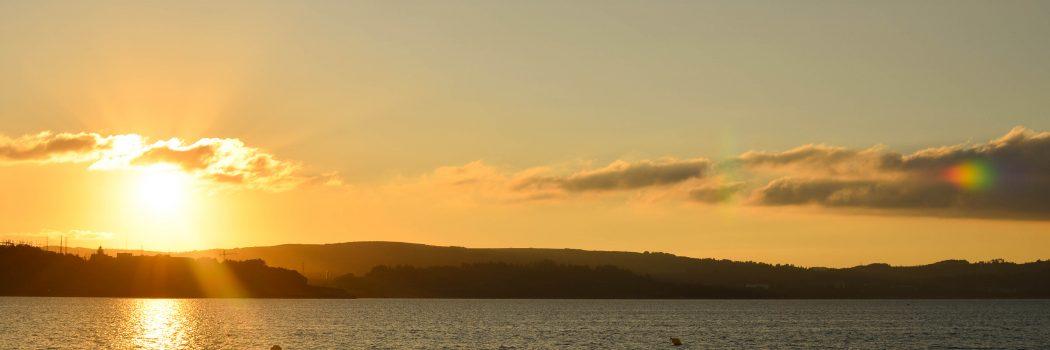 Visita al lago de As Pontes, una de las mayores restauraciones medioambientales de Europa