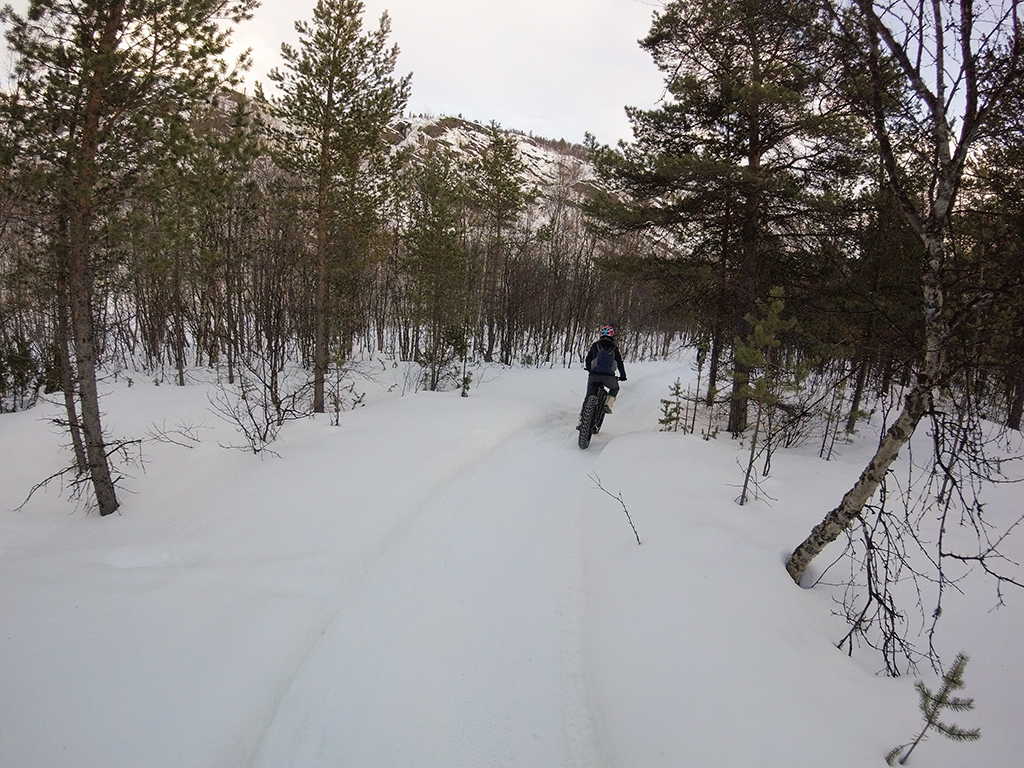 Ruta en coche, ruta en bici, Noruega