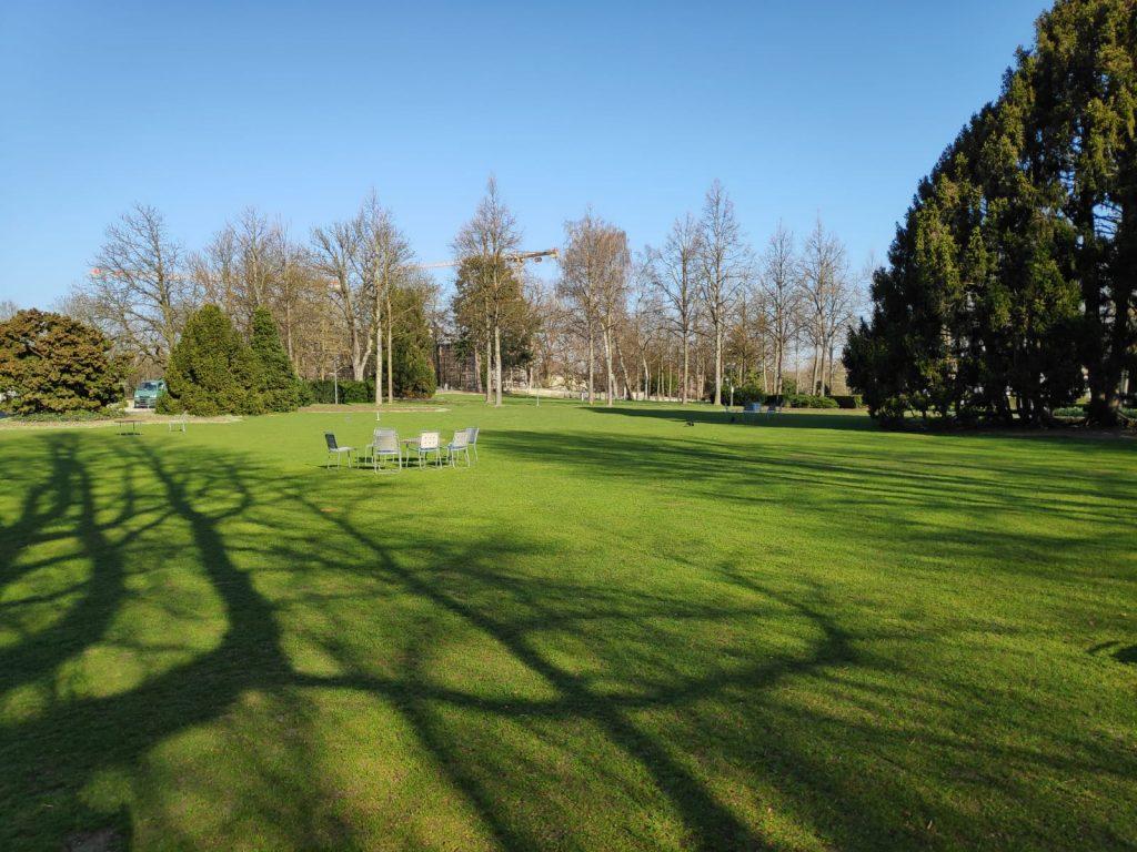Parque de Rosengarten