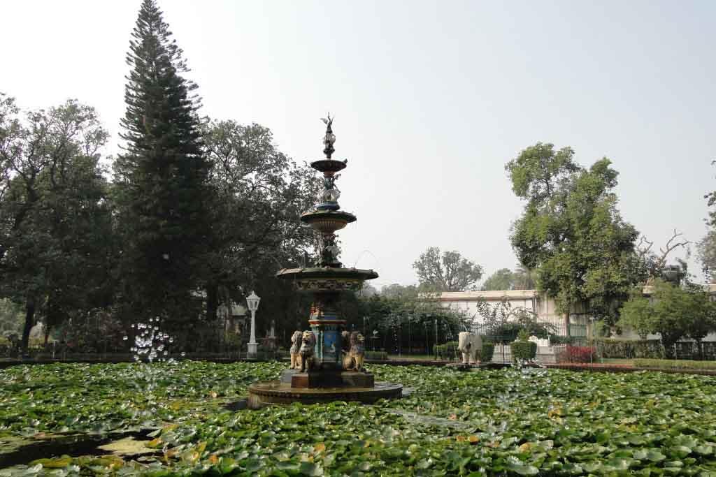 Saheliyon-ki-Bari, Udaipur, India