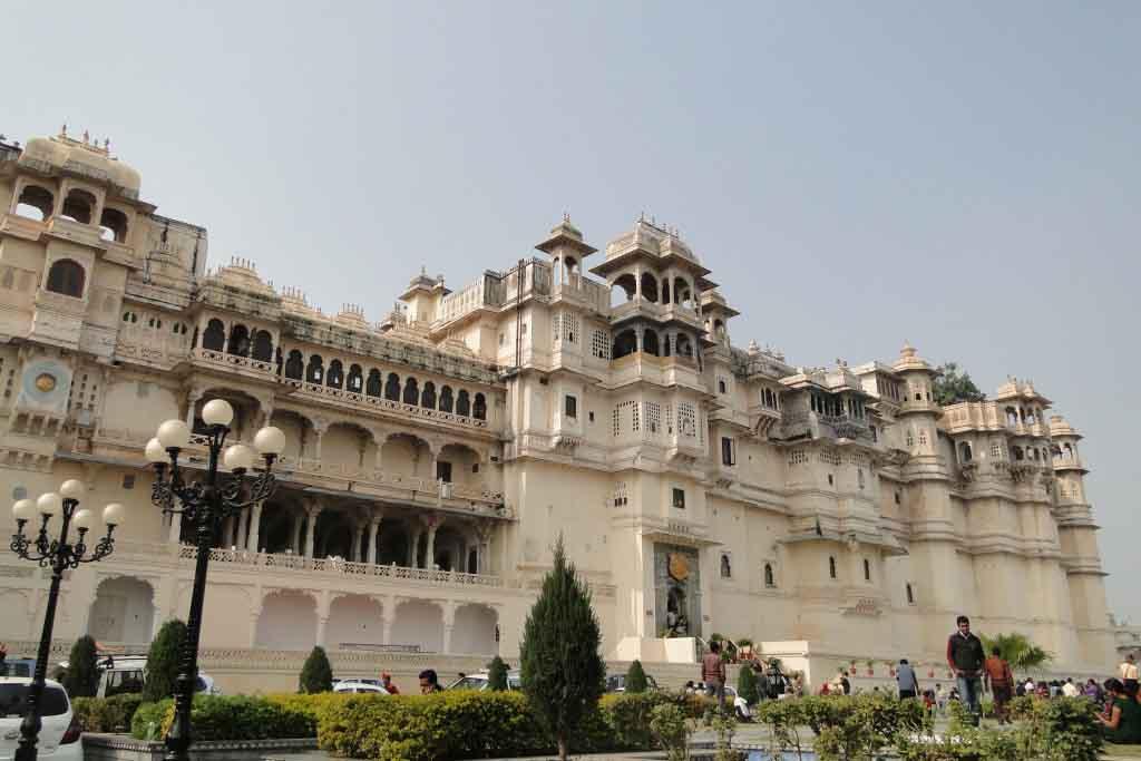 Palacio de la Ciudad, Udaipur, India