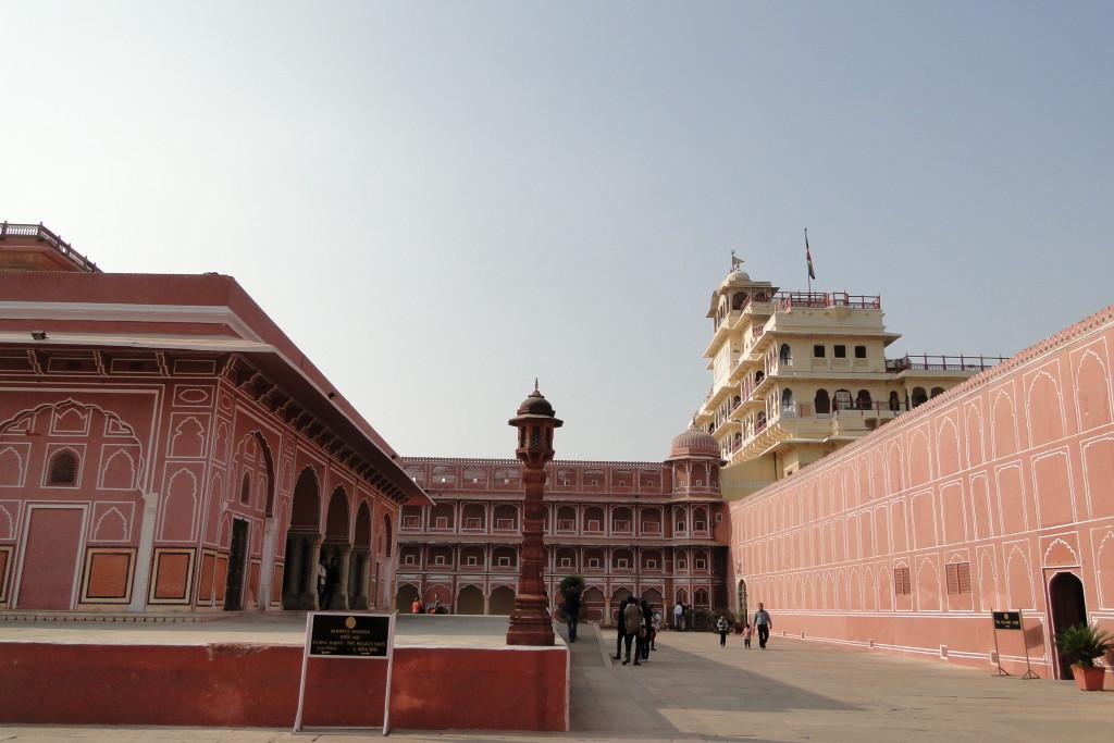 Palacio de la Ciudad, Jaipur