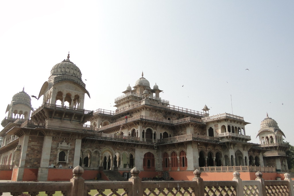 Museo Central, Jaipur, India