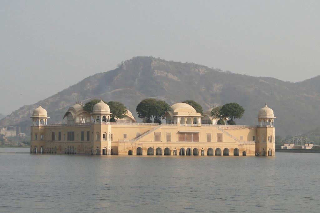 Palacio de Agua, Amber, India