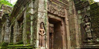 Wat Phu. Templos de Champasak, Laos