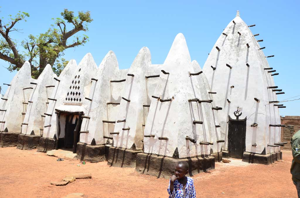 Mezaquita de Larabanga