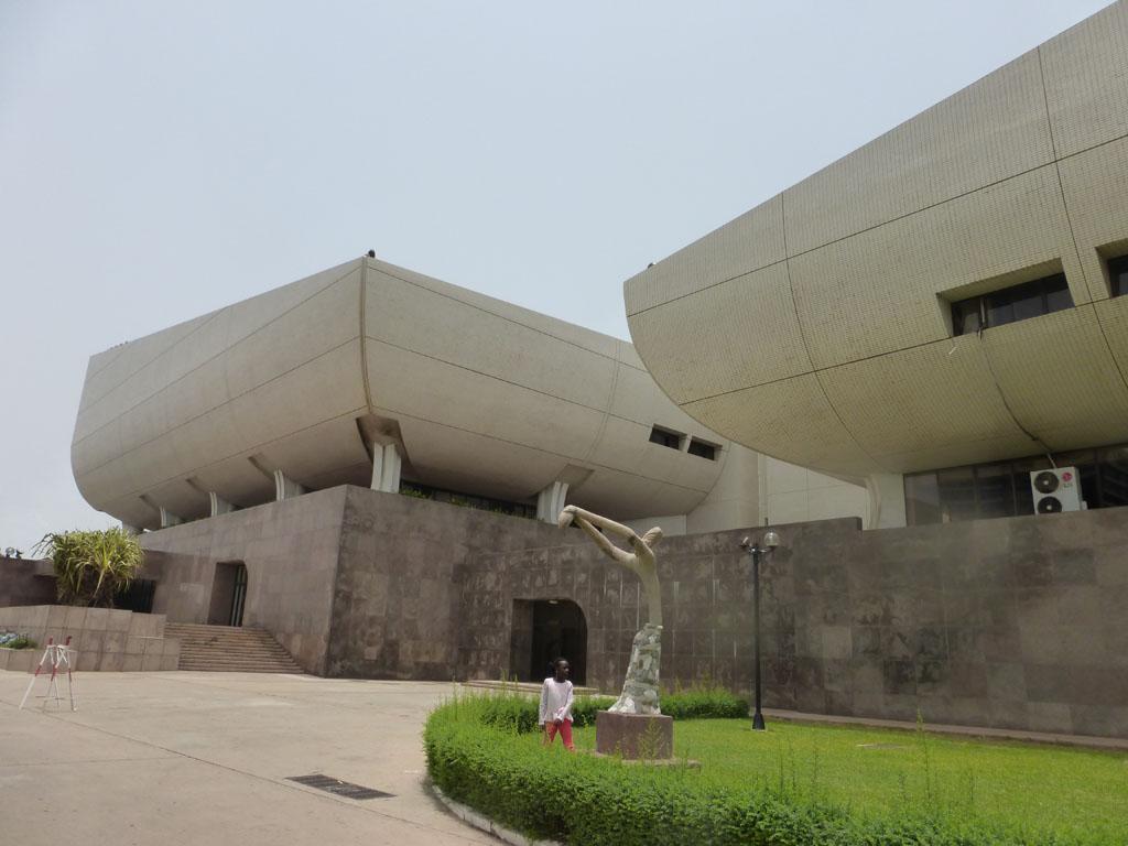 Teatro Nacional de Ghana