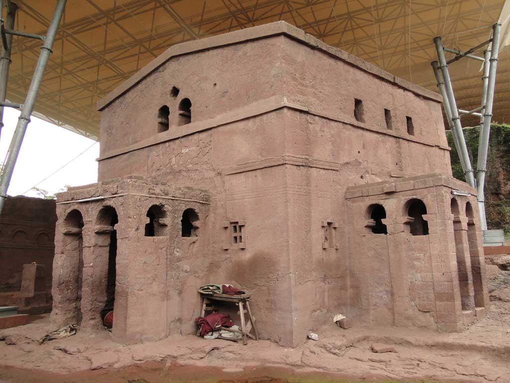 Biet Mariam (Casa Santa María)