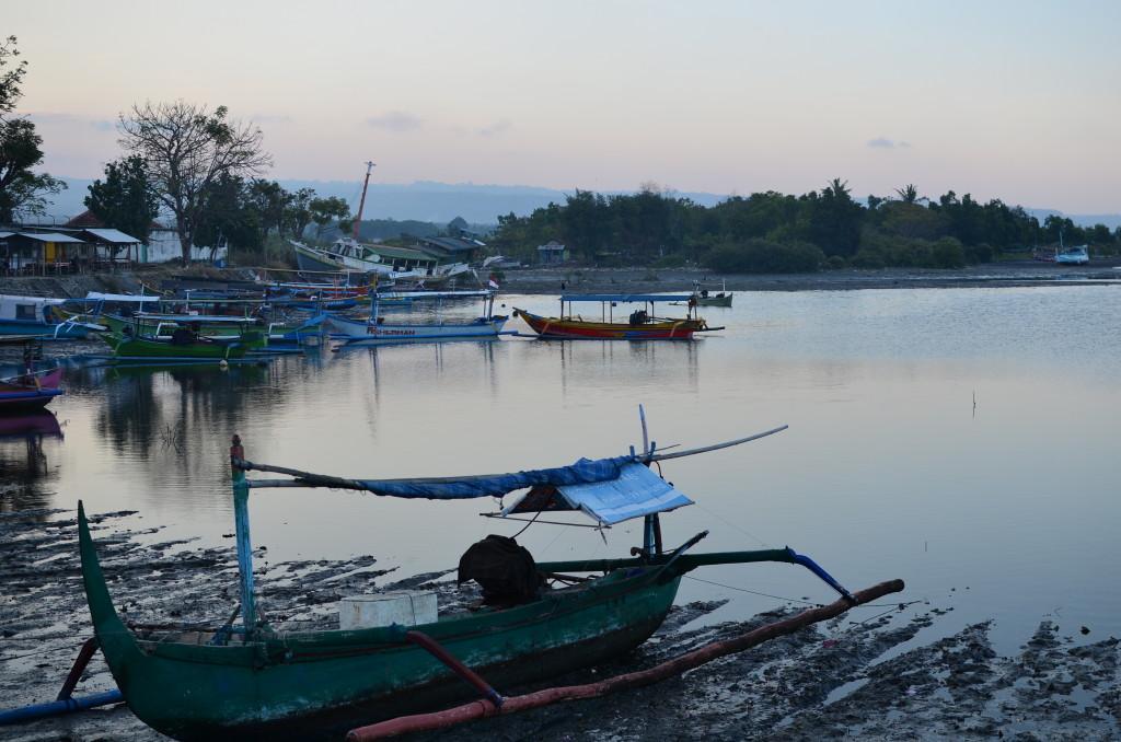 Zona pesquera de Banyunwangi