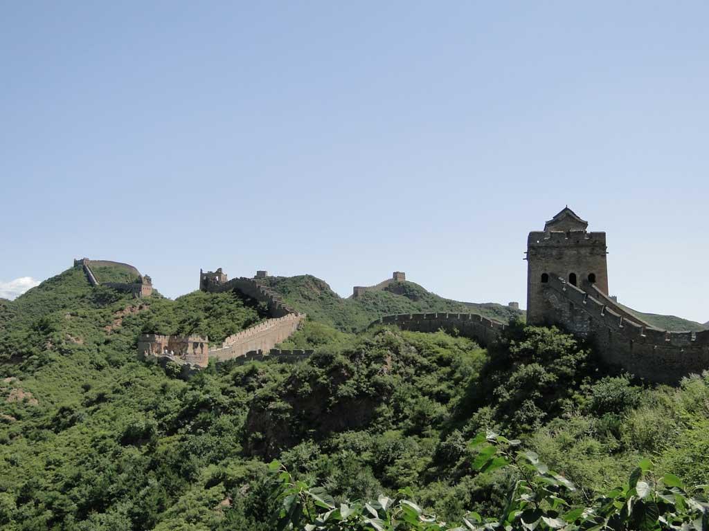 Muralla China, Jinshanling