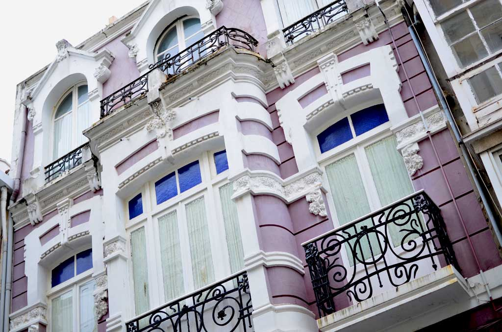 Ruta Modernismo Ferrol