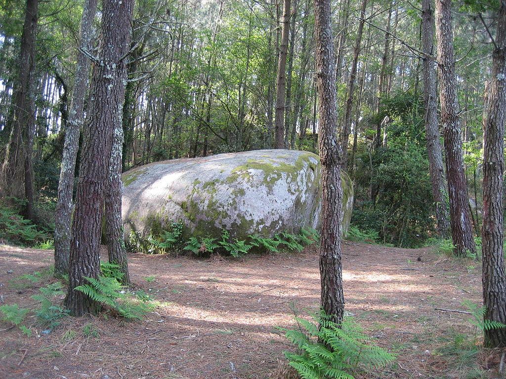 qué ver en Boiro, Arousa, Galicia, Pedra das Cabras