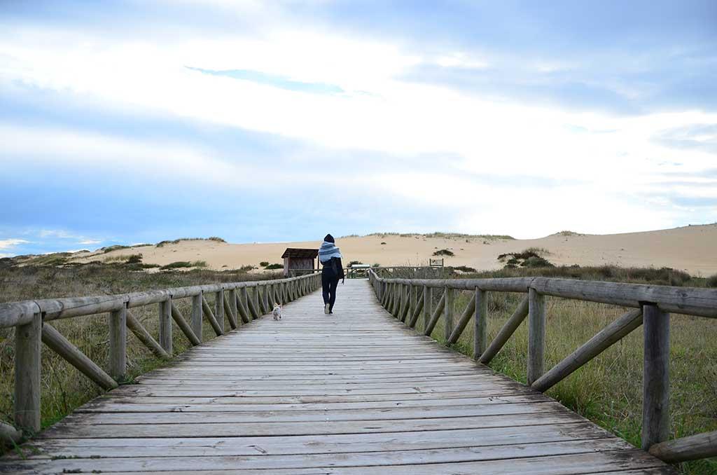 qué ver en Boiro, Arousa, Galicia, dunas de Corrubedo