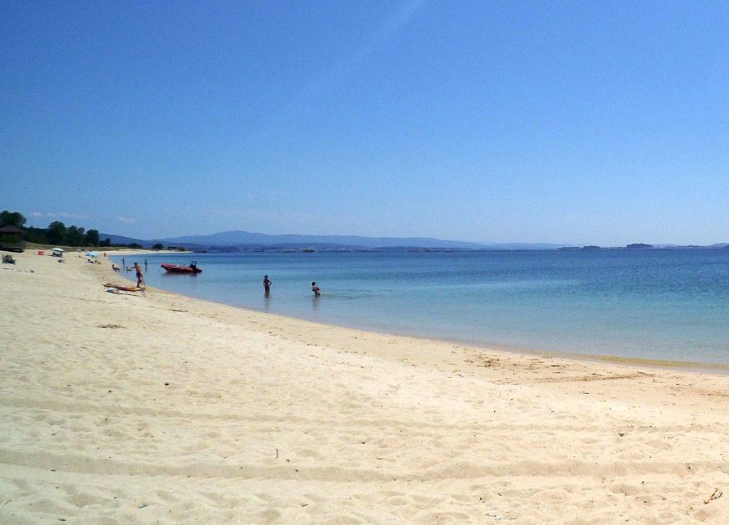 qué ver en Boiro, Arousa, Galicia, playa Carragueiros