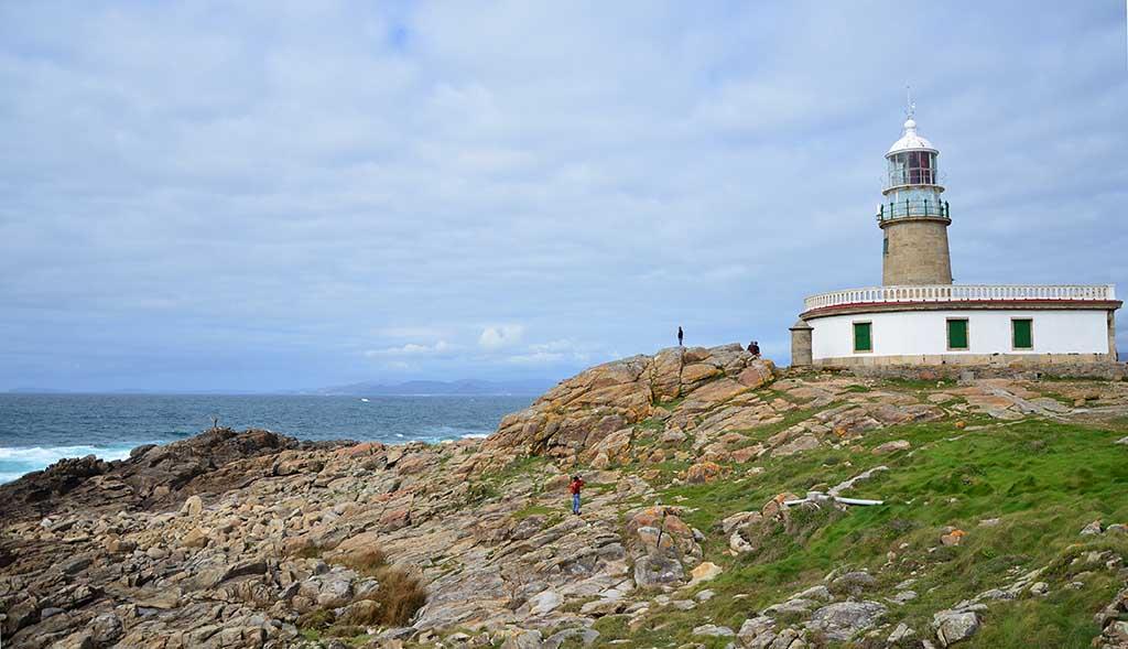 qué ver en Boiro, Arousa, Galicia, faro corrubedo
