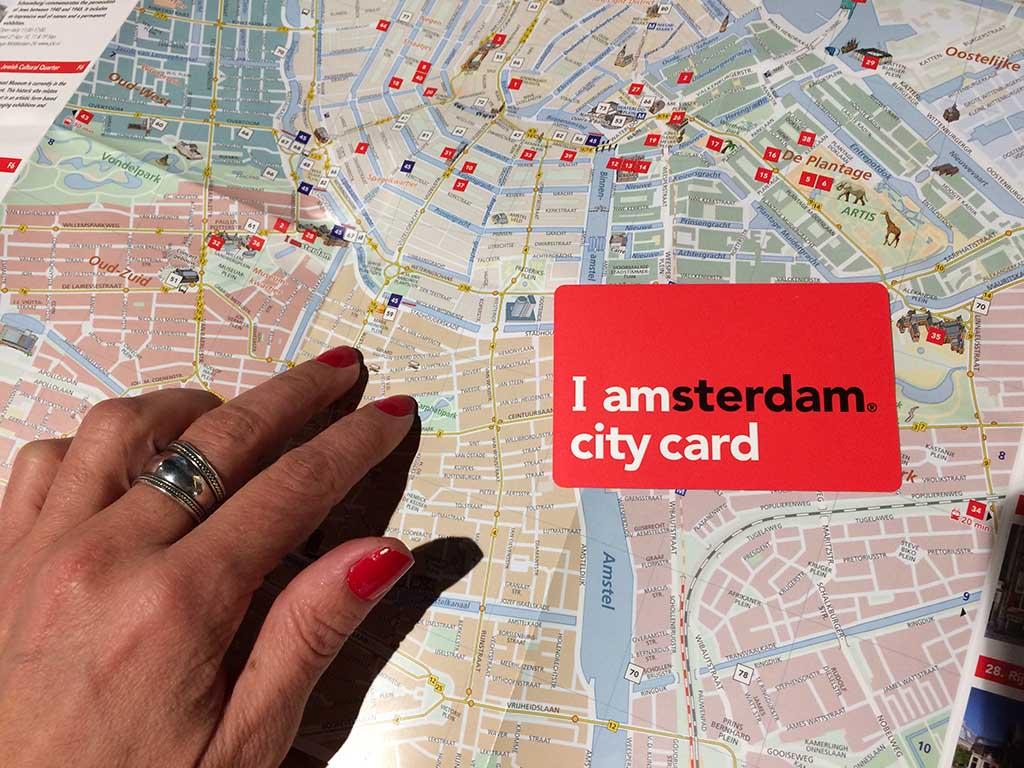 Amsterdam en dos días