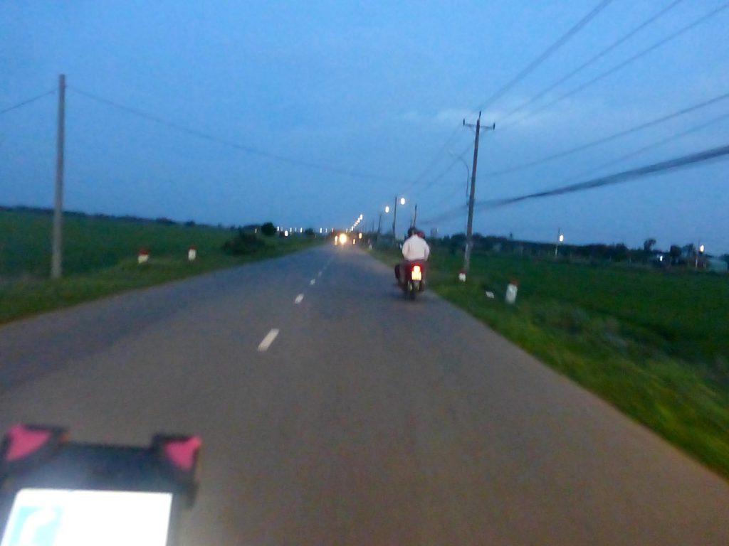 Vietnam en moto de Ho Chi Minh a Lang Phuoc Ha