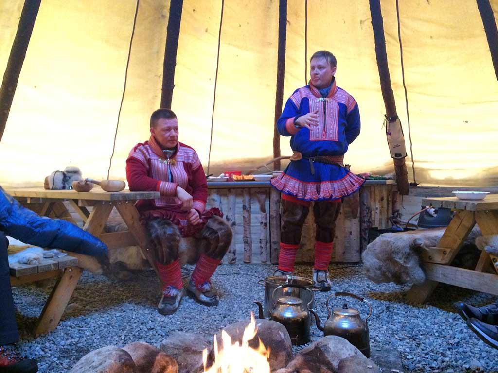 Resultado de imagen para espiritualidad del pueblo sami o lapon