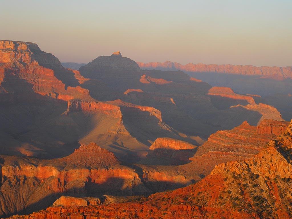 qué ver en la Costa Oeste de Estados Unidos, Gran Cañón del Colorado