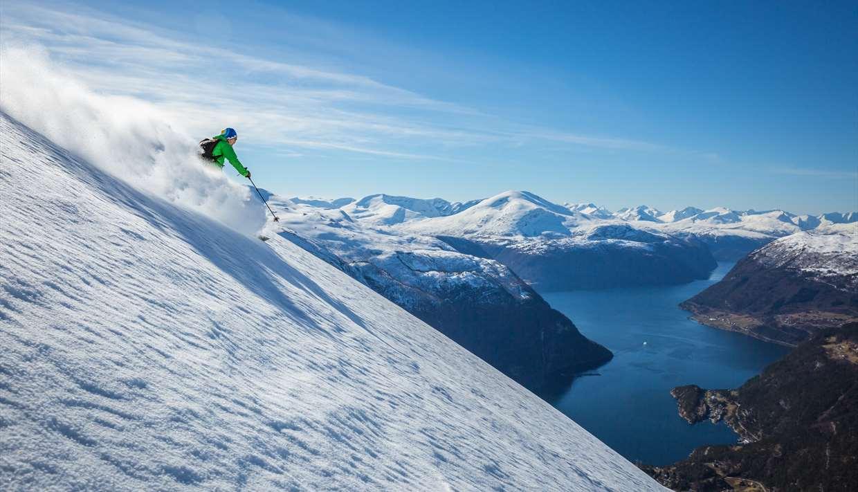 Actividades Noruega, Ski