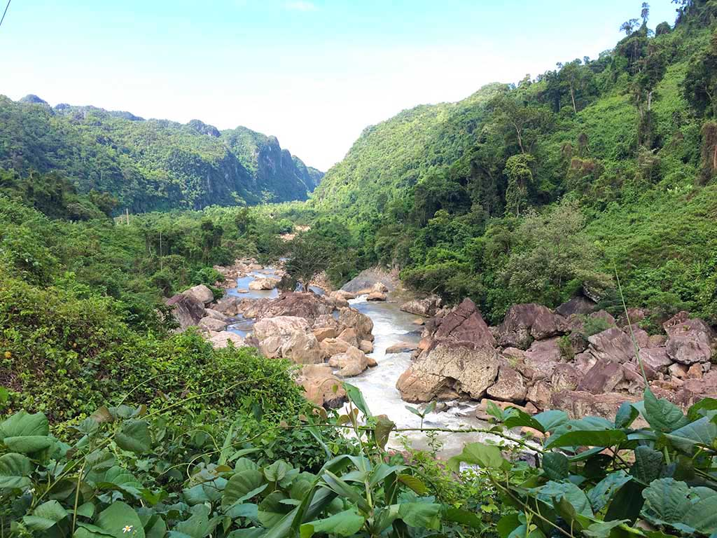 Viajar a Vietnam, Parque Nacional Phong Nha Ke Bang